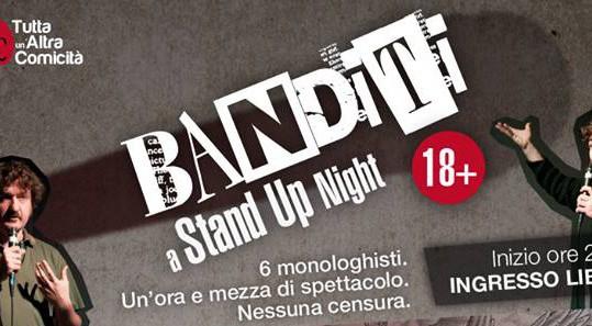 Banditi – Tutte le date 2014/2015